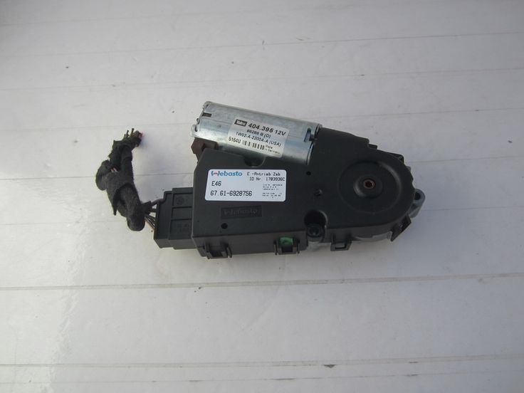 This  is for 1999 ~ 2006 BMW 325i, BMW M3, BMW 323i, BMW 328i, BMW 330i, BMW 325ci, BMW 323ci, BMW 330ci, BMW 328ci, BMW 325XI.Please compare the part number(s):  67616928756, 6761 6 928 756 make sure to check with your local dealer before purchasing it.