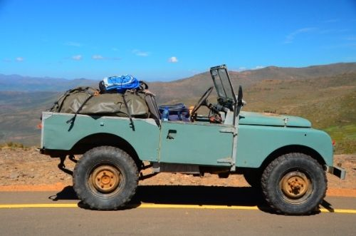 Saying goodbye to a Legend...the Land Rover Defender