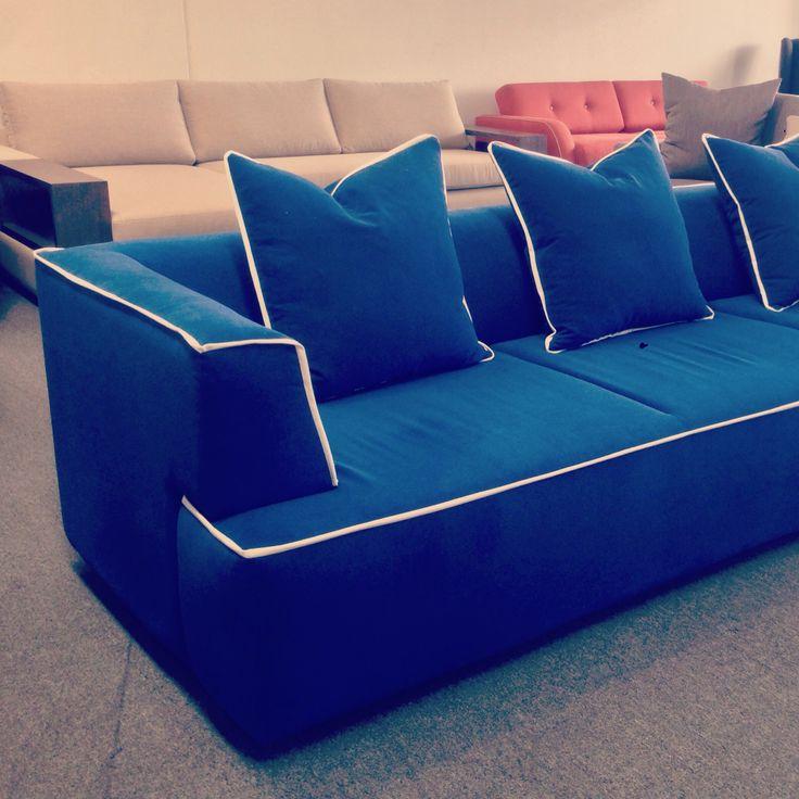 Sneak peak: Coastal sofa by Harbro Furniture