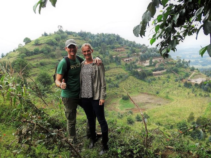 Meet Rob and Ingrid Baas, incoming General Managers for our newest lodge – Bisate in Rwanda