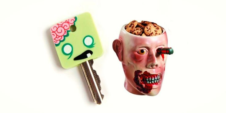 Inventos ideales para tu mejor amiga zombie