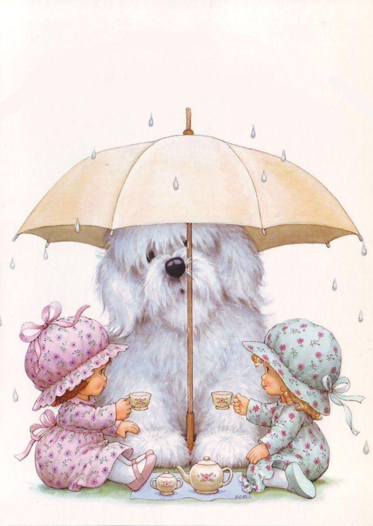 ಌ●‿✿⁀Rainy Days‿✿⁀●ಌ ~~Ruth Morehead