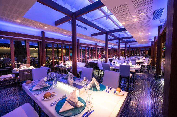 Club Med Bali - Restaurant