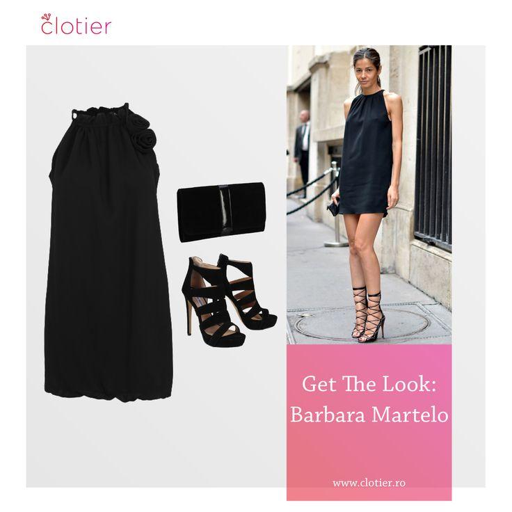Get The Look: Barbara Martelo – All Sexy Black ‹ Clotier  http://www.clotier.ro/blog/2014/09/10/get-the-look-barbara-martelo/?utm_source=Pinterest&utm_medium=Board&utm_campaign=Blog%20Clotier&utm_content=Get%20the%20look