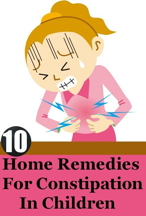 Effective Treatment Against Constipation In Children Home Remedies