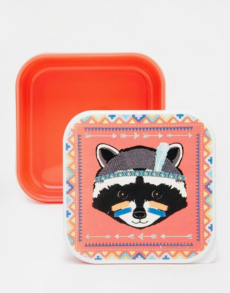 Sass & Belle | Tribal Adventure Lunchbox at ASOS