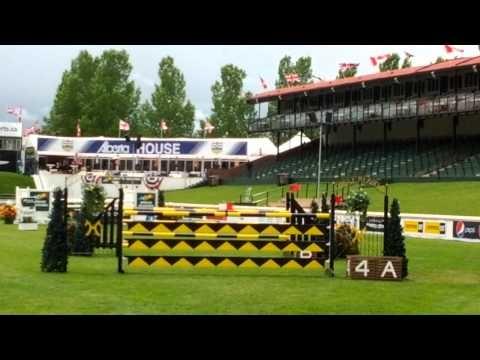Spruce Meadows International Ring