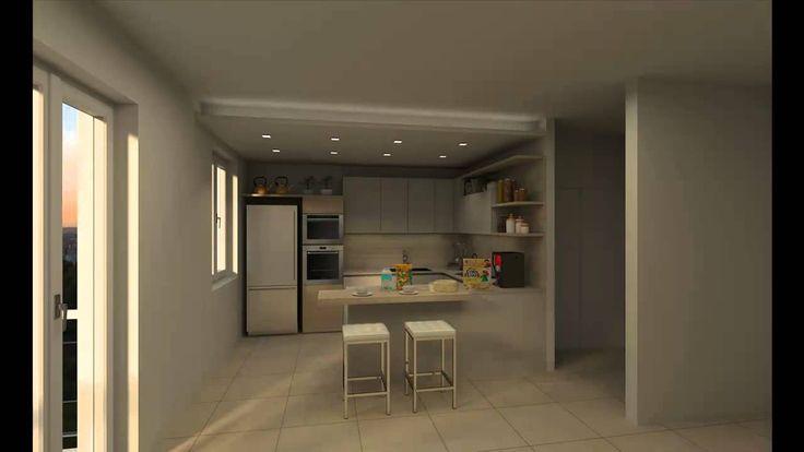 Giochi di luce e ambienti sempre più realistici.Ecco la nuova funzione Slideshow del programma ArredoCAD.