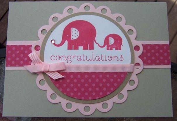 baby: Baby Cards, Cards Scrapbook, Cards Birthday, Cards Baby, Cards Pap Crafts, Cards Club, Cards Cards, Baby Step, Baby Shower Cards