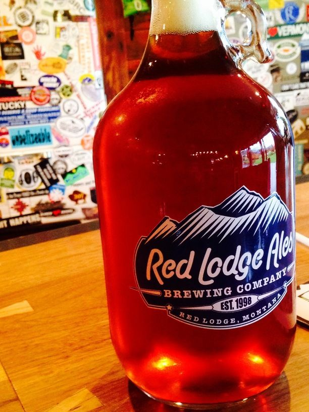 Red Lodge Ales, Red Lodge, Montana — by Kathleen Lowery. Great brewery in a cute little town that caters to tourists. Go through Red Lodge towards the Beartooth Highway for...