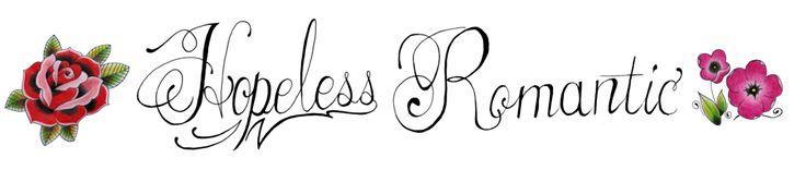 Hopeless Romantic Tattoo Design. by sniraharon on DeviantArt