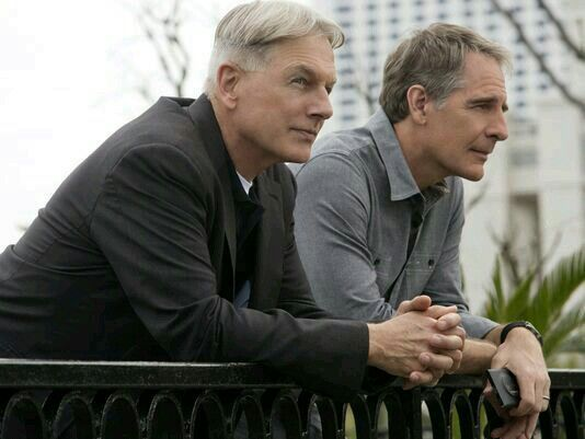 NCIS - Gibbs and Pride