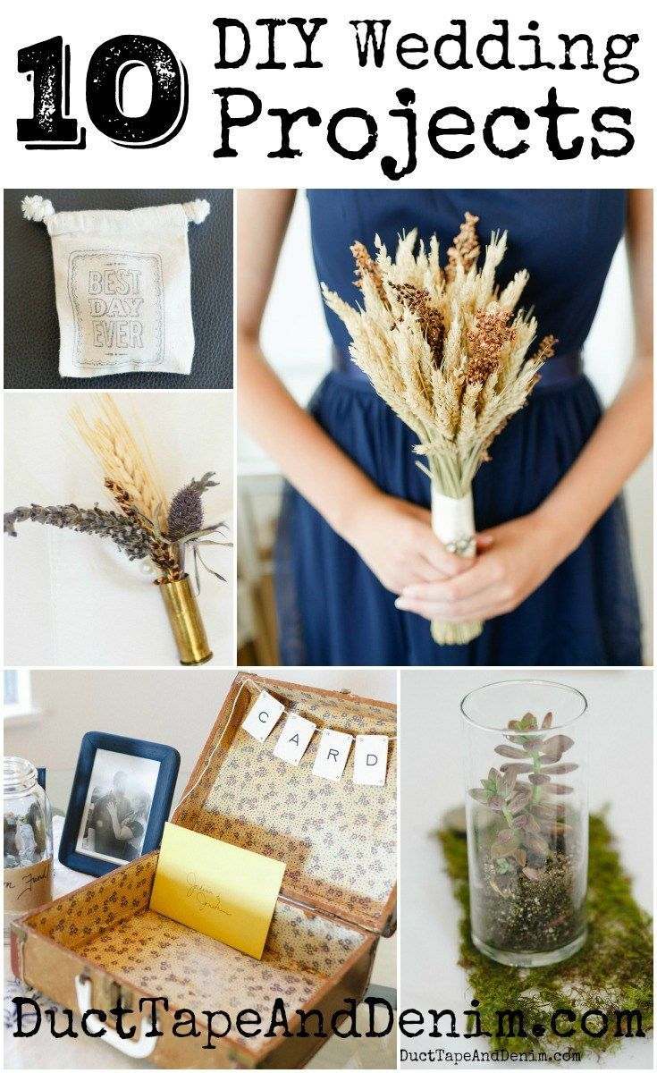 28 best diy weddings images on pinterest bohemian weddings 10 easy to make vintage style wedding decorations on a budget junglespirit Image collections
