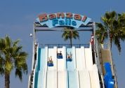 Nott's Soak City Water Park. Just up the road from Disney