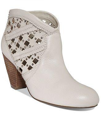 Carlos by Carlos Santana Keller Spring Booties - Boots - Shoes - Macy's