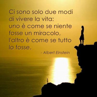 La vita secondo Einstein