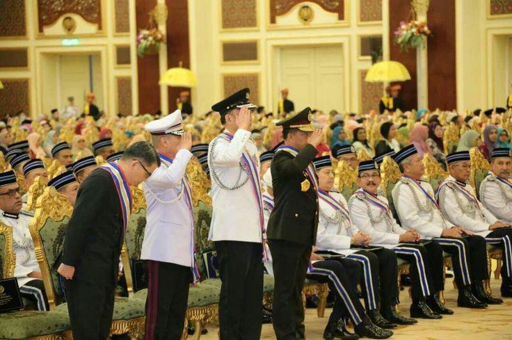 Selamat Atas Penganugerahan Kapolri Jendral Tito Karnavian Dari Kerajaan Malasyia