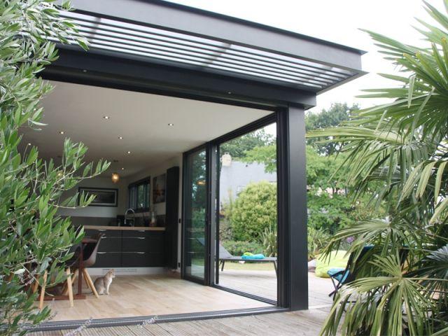 17 meilleures id es propos de isolation toiture sur pinterest isolation t - Veranda ouverte terrasse ...