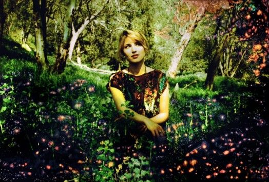 Dianna in Wonderland