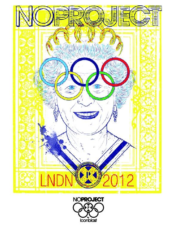 The Olympics Edition by NoProject. Actualmente en nuestras tiendas No Project y almacenes Pilatos. Diseñada por Inconblast
