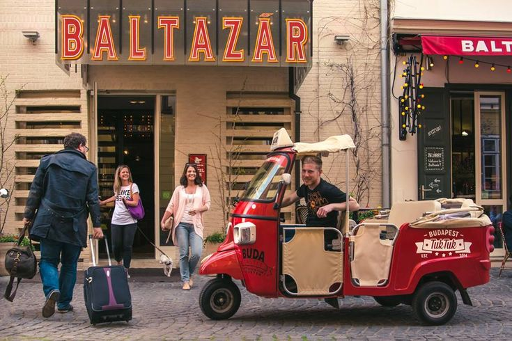 Baltazár Budapest