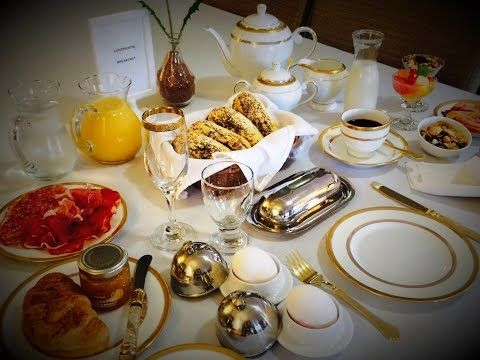(69) Serving It In Style (Continental Breakfast) - YouTube