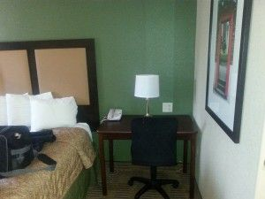 extended stay austin