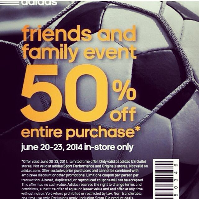 adidas outlet 50 off 2014