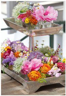 Welk meisje houdt er nu niet van bloemen?..❤**