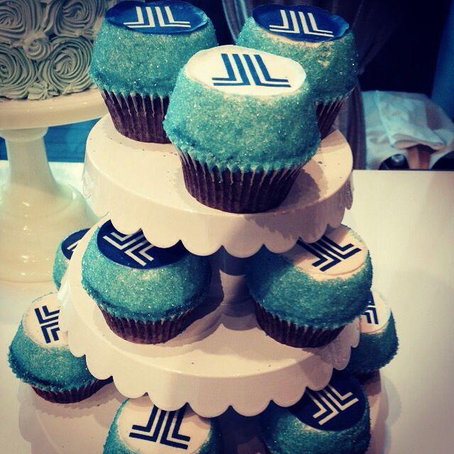 LANVIN en Bleu 2015ss collection magnoliabakery cake blue cupcake