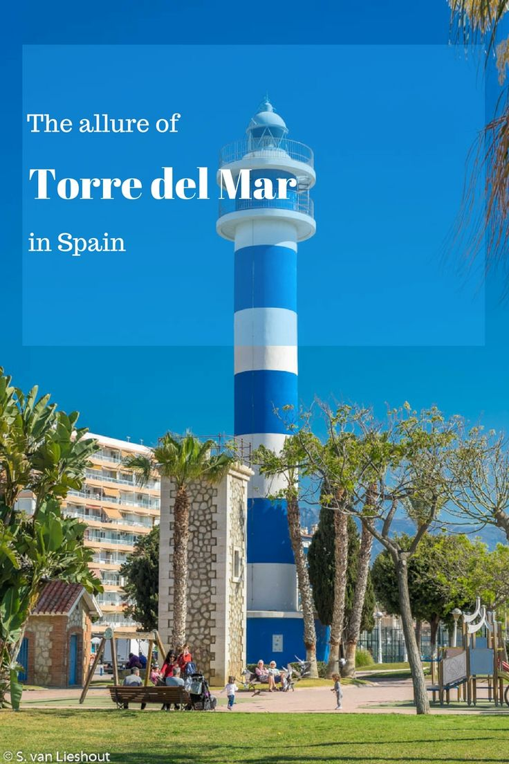 Torre del Mar, a small town in the south of Spain is surprisingly interesting with industrial heritage, beautiful beaches and international restaurants.