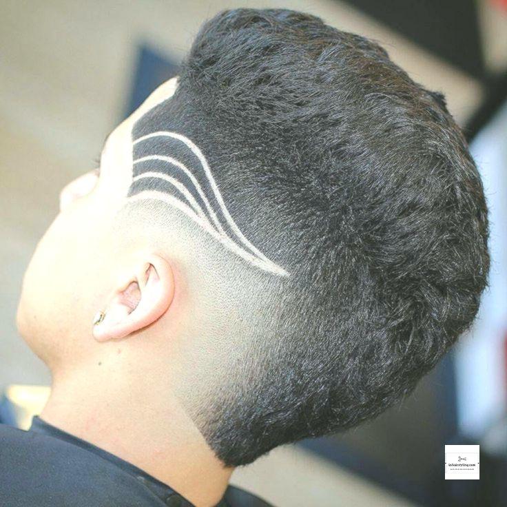 48++ Three line hair design ideas