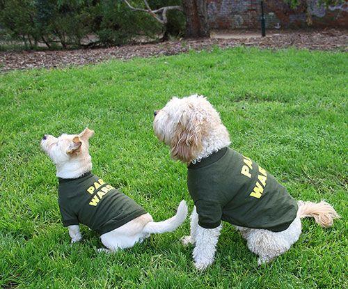 Park Wardens on patrol