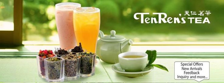 Ten Ren's Tea is the largest, best known tea manufacturer in the Far East with over five tea factories and more than 2000 stores in Asia and North America. Ten Ren's Tea is dedicated to the fine art of enjoying Taiwanese tea and making distribution available worldwide. Owned and operated by third generation of tea producers, Ten Ren's maintains the tradition of offering some of the best quality tea to discriminating drinkers.