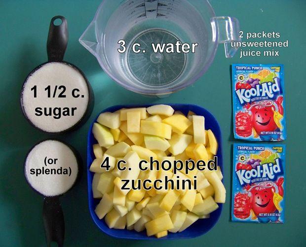 Home made fruit snacks...who knew?
