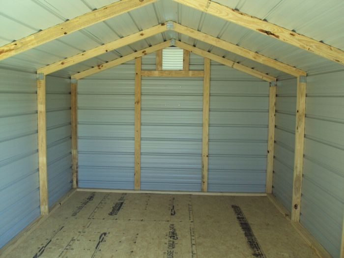 Our portable buildings can be completely customized to ...