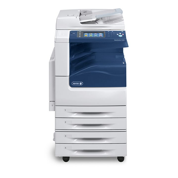 Tabloid color multifunction printer  ConnectKey enables productivity, security, cost control and mobile solutions Copy, print, scan, fax, email Print speed up to 25 ppm color, up to 25 ppm b...