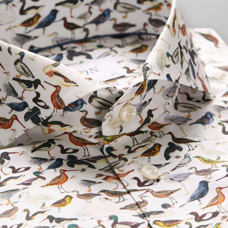 Slim Fit Shirts – Modern Shirt Silhouette    Eton Shirts Danmark