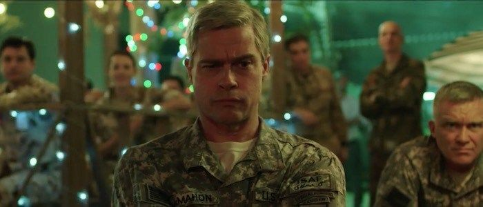 ##War Machine #MovieTrailers #Brad Pitt Will Win #theWar in Afghanistan (He Doesn t)