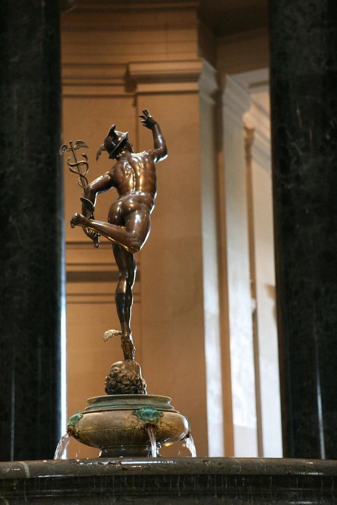 Mercury - National Gallery of Art | Sculpture | Pinterest ...