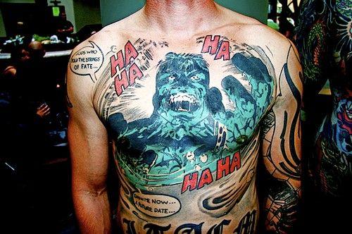 15 Best Chest Tattoos for Men