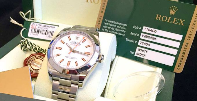 Whether it's your first Rolex Watch or you are a passionate buyer, it's crucial…