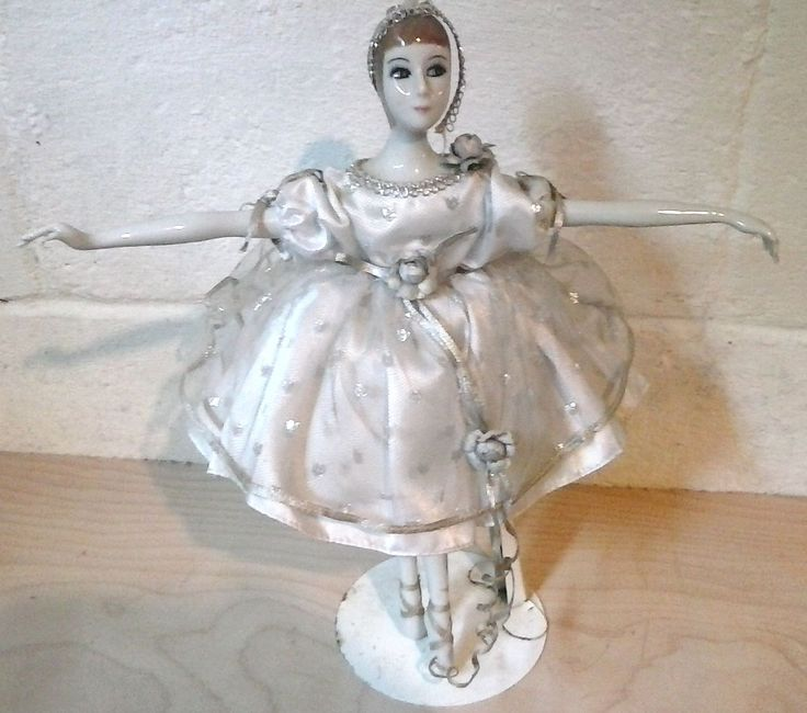 Vintage Ballerina Doll from the 1950's in Dolls & Bears, Dolls, By Brand, Company, Character, Madame Alexander, Vintage (Pre-1973), 1948-59 | eBay