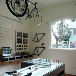 About Us | Mission Bicycle Company