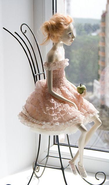 'Lia' ... from Valentina Bezdushna via Flickr ... the Ukraine