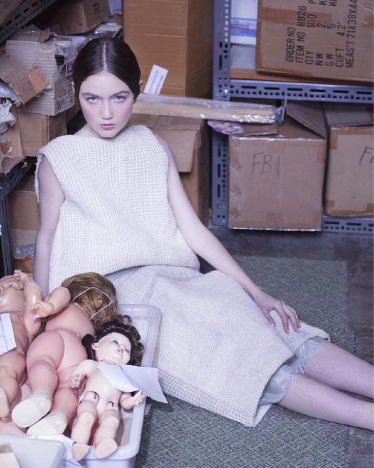 detached || @teomagazine – featuring agnes vest.