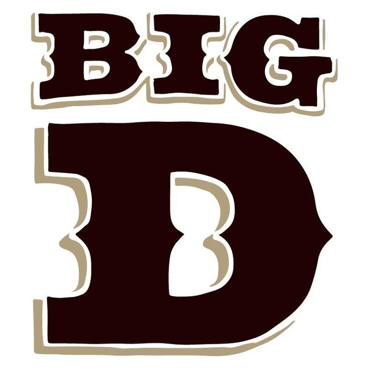 Image result for big d