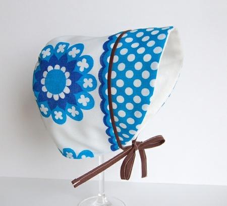 Kyse / babysolhatt  / Ingrid Riddervold Design