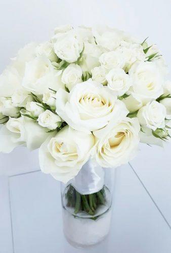 Unique Silk Wedding Bouquets ★