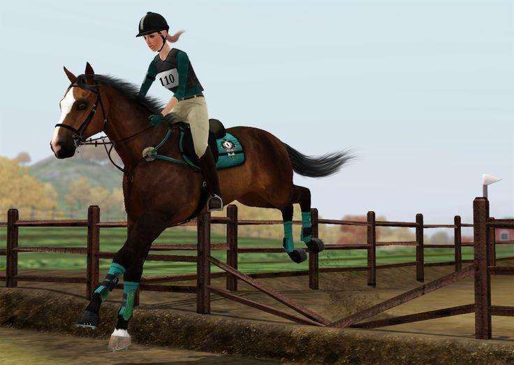 sims 3 pets horses